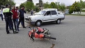 Şanlurfa'da trafik kazası: 1 yaralı