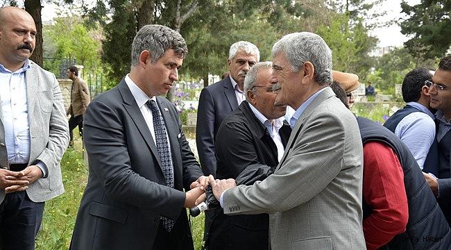 TBB Başkanı Feyzioğlu Şanlıurfa'da
