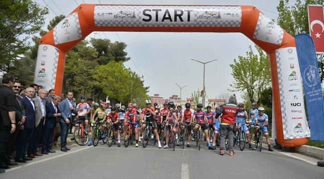 Uluslararası Mezopotamya Bisiklet Turu başladı
