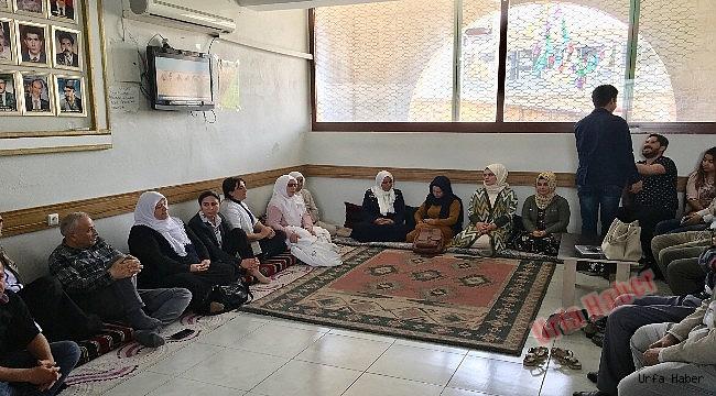 Urfa'da HDP'li Kadınlar Nöbet Eylemi Başlattı