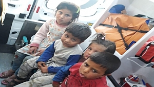 Urfa'da kaybolan 4 çocuk bulundu