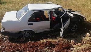Urfa'da Kaza: 7 yaralı