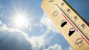 Urfa'ya Cehennem Sıcakları Geliyor