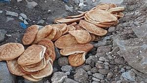"""Viranşehir'de """"Yuh"""" dedirten görüntü"""