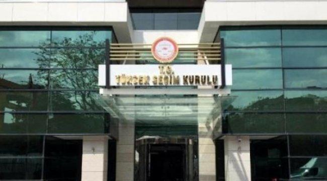 YSK'dan flaş İstanbul atağı!
