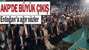 AK Parti'de büyük çıkış