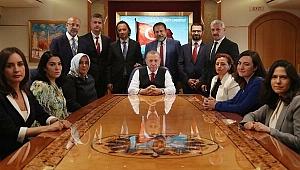 Cumhurbaşkanı Erdoğan'dan S-400 mesajı: Tükürdüğümüzü yalamayız