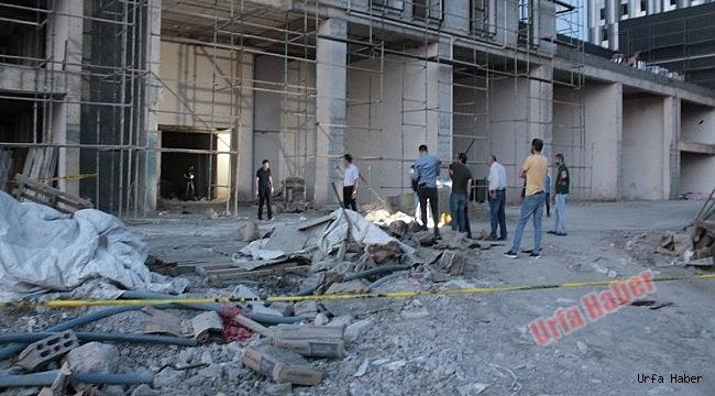 Genç kız inşaatın 16'ıncı katından ölüme atladı