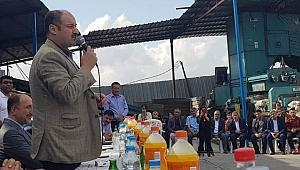 Gülpınar İstanbul'da Aday Gibi Çalışıyor