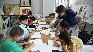 Haliliye'den Çocuklar İçin Resim Kursu