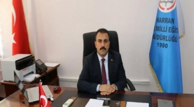 Harran'da yeni müdür görevine başladı