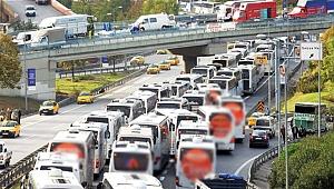 İstanbul'a seçmen ve gözlemci akını