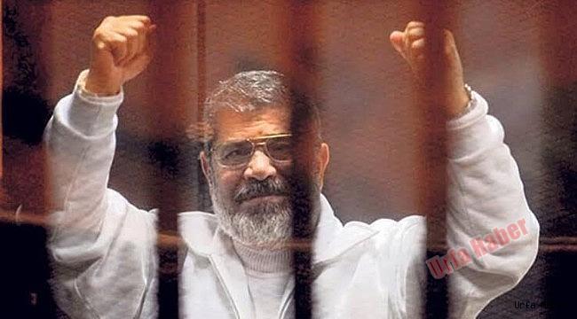 Mısırın devrik lider Mursi vefat etti