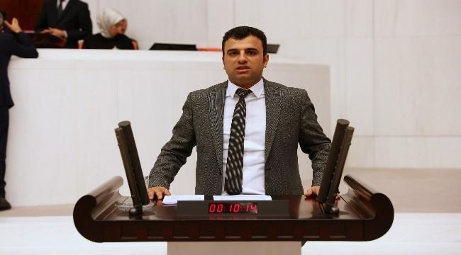Öcalan Suruç Olayını Meclise Taşıdı