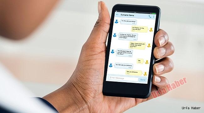 Şanlıurfa, bayramda SMS rekoru kırmış