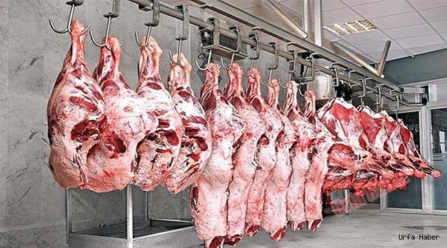 Şanlıurfa'da Dana eti 28 TL'den satıldı