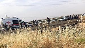 Şanlıurfa'da sulama kanalına düşen iki kişi boğuldu