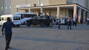 Siverek'te yaşanan olayda 6 gözaltı