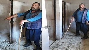 Umumi Tuvaletin Kapılarını Çaldılar