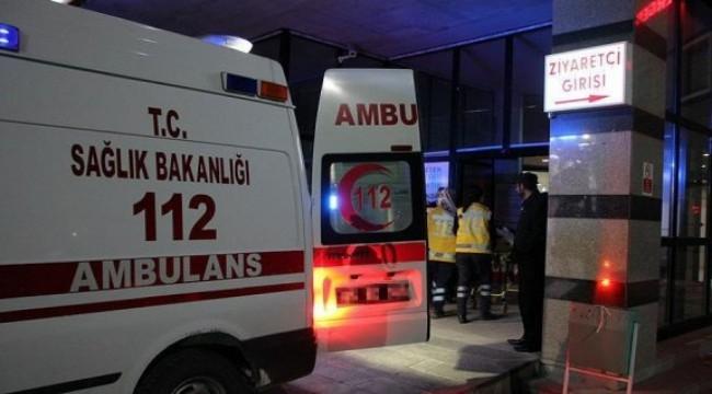 Urfa'da bayramda kan aktı: 1 ölü 10 yaralı
