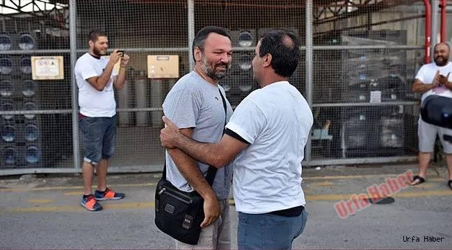 Ali Sunal'ı ağlattılar