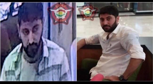 Bir Saldırganın kimliği açıklandı