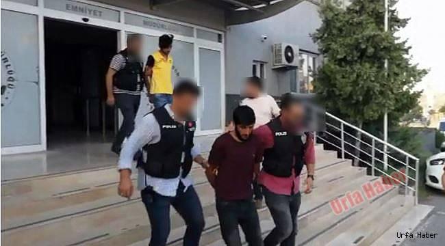 Cinayet Zanlısı Urfa'da Yakalandı