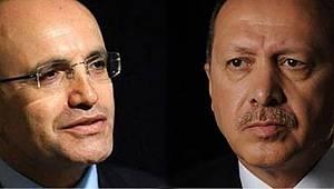 Erdoğan, Babacan'a karşı Şimşek'le görüştü