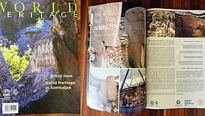 Göbeklitepe, World Herıtage Review Dergisi'nde