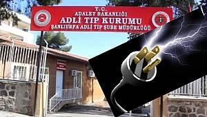 Urfa'da elektrik can aldı