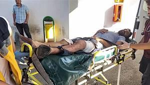 '20 liralık borç' kavgası! Bir kişi ağır yaralandı