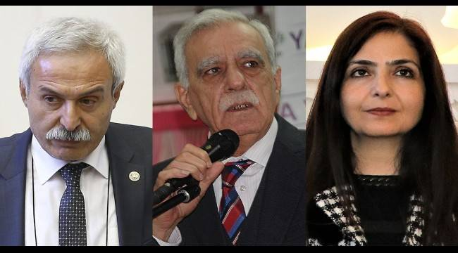 3 Büyükşehir Belediye Başkanı Görevden Alındı