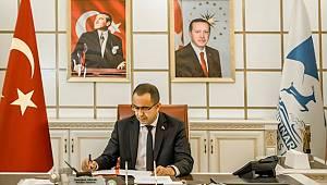 Başkan Aksak'tan Takdirlik Girişim