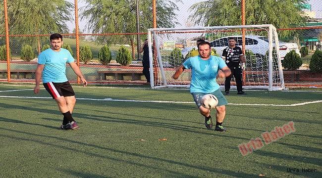 Büyükşehirden Futbol Turnuvası Startı
