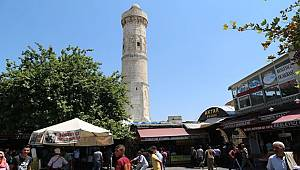 Onarımı Biten Tarihi Cami İbadete Açıldı