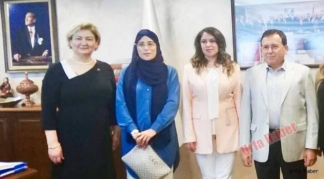 Trabzonlu girişimci kadınlar Urfa'da toplandı