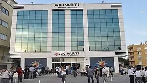 Urfa AKP'de başkan adayları çıkmaya başladı