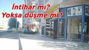 Urfa'da genç kız 9. kattan düştü