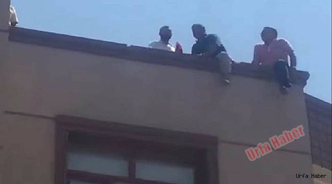 Urfa'da toplu intihar girişimi