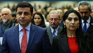 Demirtaş ve Yüksekdağ içün yeniden tutuklama talebi