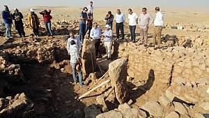 Eyyübiye'de yeni bir Göbeklitepe heyecanı