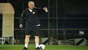 Gazişehir Gaziantep'te Çaykur Rizespor maçı hazırlıkları