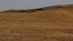 Karahantepe'deki kazı çalışmaları