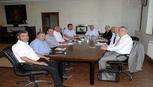 Midyat Belediyesinde toplantı