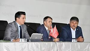 Urfa'da Zeytin Ağacı Kampanyası Toplantısı