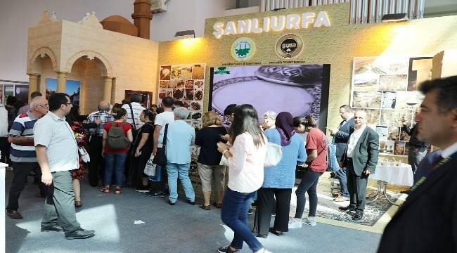Urfa Lezzetleri Ankara'yı salladı
