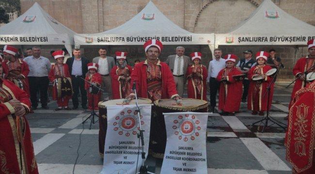 """""""Barış Pınarı Harekatı""""na engellilerden destek"""