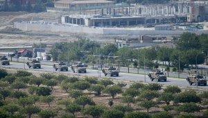 Ceylanpınar'a askeri sevkiyat devam ediyor