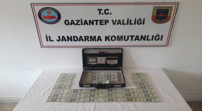 Gaziantep'te sahte para operasyonu: 2 gözaltı