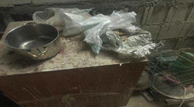 Gaziantep'te uyuşturucu imalathanesine operasyon